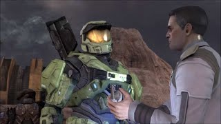 Halo Reach - Master Chief Campaign With Mark V + Alternate Ending (Ft Steve Downes)