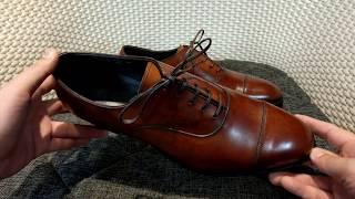 百足之人鞋款分享:三陽山長,友二郎,GoodyearWeltConstruction