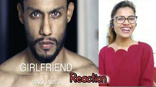 Dino James Girlfriend Official Music Video Reaction By Vaishnavi Combine