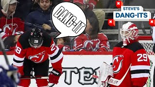 NHL Worst Plays Of The Week: Stop Scoring On Your Own Net! | Steve's Dang-Its