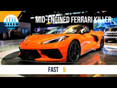 The 4 BEST and WORST things about the 2020 CHEVY CORVETTE | FAST 5