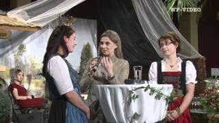 preview picture of video 'Weintaufe Langenlois 2011 mit Christa Kummer'