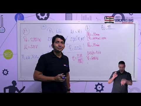 Aula 04 | Eletrodinâmica: potência e energia – Parte 03 de 03 - Exercícios Resolvidos - Física
