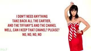 Katy Perry   Cozy Little Christmas (LYRICSLYRIC VIDEO)