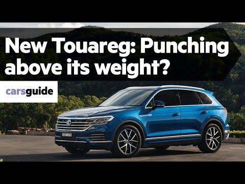 Volkswagen Touareg 2019 review