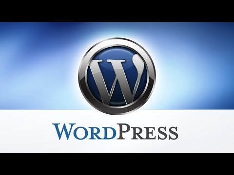 video tutorial on quick and easy guide on wordpress installation, theme integration, adding plugins and contents