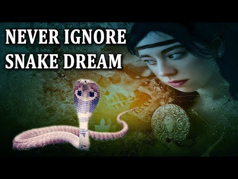 Never Ignore Snake Dreams | Real Meaning of Snake in Dreams |
