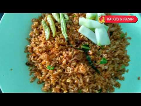 Video Resep Dan Cara Membuat Nasi Goreng Ayam Lezat  Dengan Mudah Dan Praktis