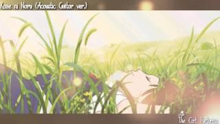 Kaze ni Naru (Acoustic Guitar Ver) // The Cat Returns