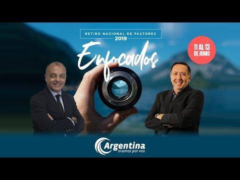 Retiro Nacional de Pastores 2019 | Invitación Carlos Mraida, Jorge Ledesma