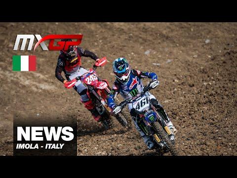 NEWS Highlights MXGP of Italy 2019 - Imola