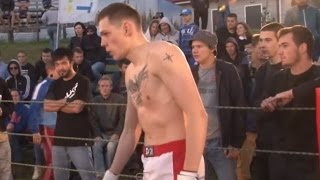 One of the best Street Fight from Russia