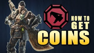 How to get COINS   Monster Hunter World (Pinnacle Coin, Ace Hunter, Brute, Flying)