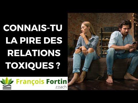 Connais-tu la PIRE des relations toxiques ?