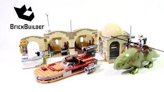 Lego Star Wars 75052 Mos Eisley Cantina - Lego Speed Build