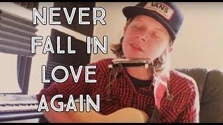 Jordin Baas - Never Fall In Love Again