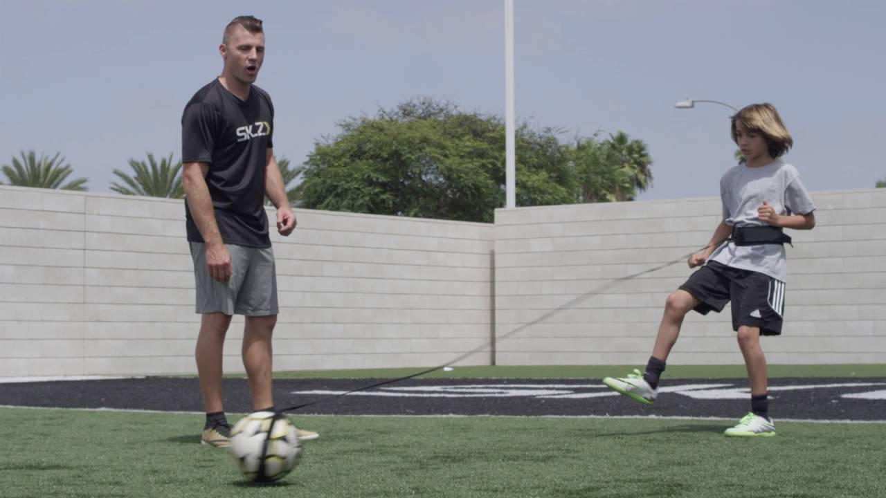 StarKick Passing Technique Soccer Drill