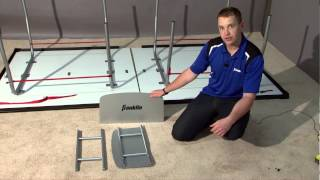How To Assemble Competition Table Tennis Tables From Franklin Sports