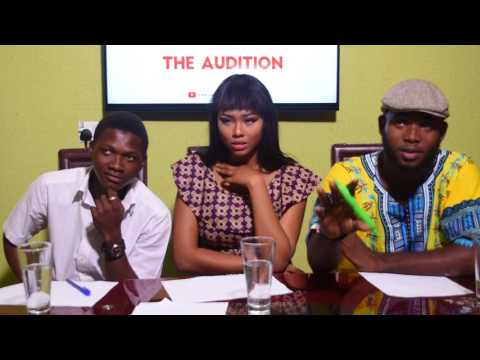The Audition (Act 1) - YabaLeftOnline Comedy Series - Episode 21