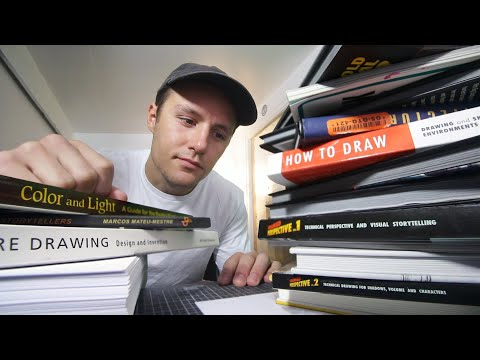 'How To Draw' Books Every Artist Should Own