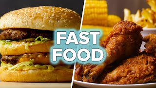 Fast Food Recipes You Can Make At Home