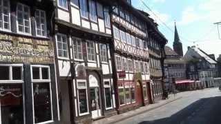 preview picture of video 'Höxter Altstadt'