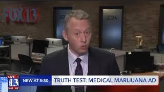 Fact Check: Fox 13 News debunks Drug Safe Utah Anti Prop 2 radio ads.