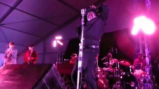#099 Charles Bradley & The Menahan Street Band Crying In The Chapel- Live at Beale Street Music Fest
