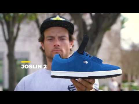 preview image for Introducing The Joslin 2 From etnies & Chris Joslin