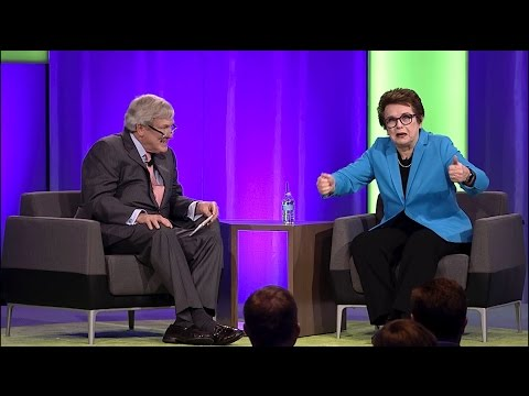 2016 NIC Talks: Billie Jean King