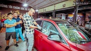 Đập vỡ kính BMW để cướp đồ có dễ không?   XEHAY.VN