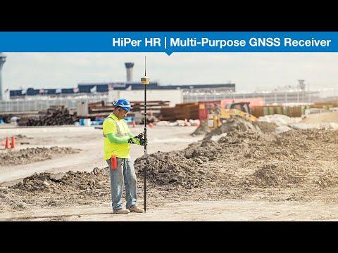 Topcon HiPer HR