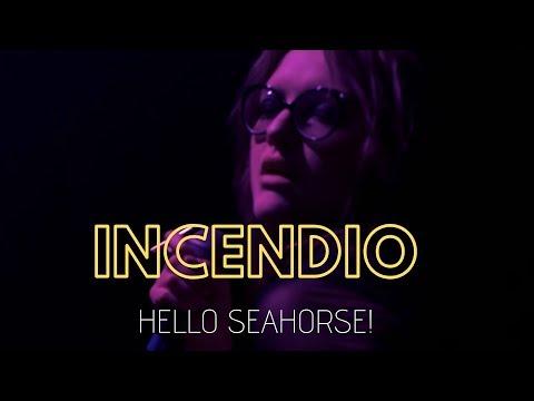 Hello Seahorse Incendio