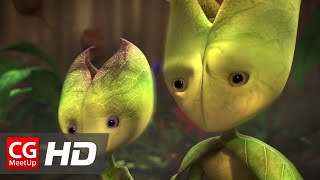 "CGI 3D Animated Short Film HD: ""Burgeon Short Film"" by The Animation School"
