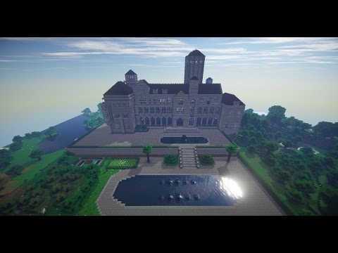 house of the great gatsby minecraft project - House From The Great Gatsby