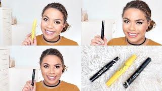 Best Avon Mascaras: 3 Looks 1 Video!   samantha jane