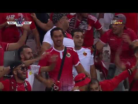 العرب اليوم - شاهد: الهدف الأول للوداد في مرمى الأهلي طرابلس