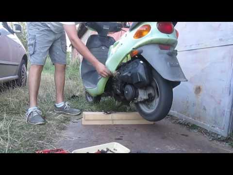 Airsal Sport 70cc, Daelim Message 50 prvý štart