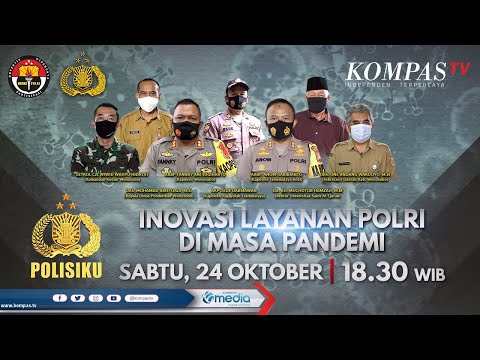 inovasi layanan polri di masa pandemi - polisiku