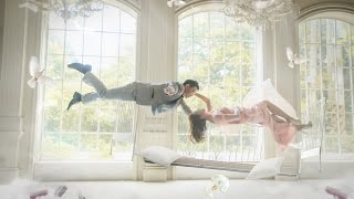WeiMin & YuYen Pre-wedding Photoshoot + Video 漂浮婚纱摄影