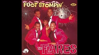The FLARES - Foot Stomping - Part 1 / LITTLE JOEY & The FLIPS - Bongo Stomp - stereo