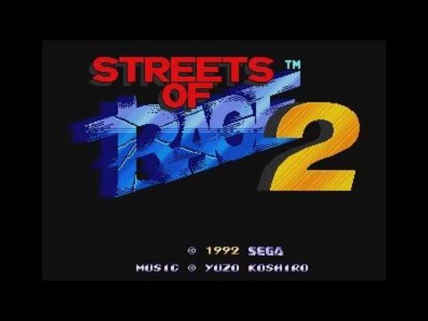 Streets of Rage 2 (Genesis) - Longplay