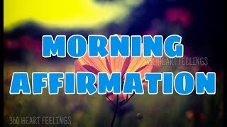 Morning affirmation   today's latest good morning video   Good morning wishes quotes video