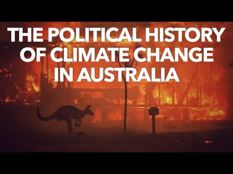 The Political History of Climate Change in Australia | Hardcore Lime
