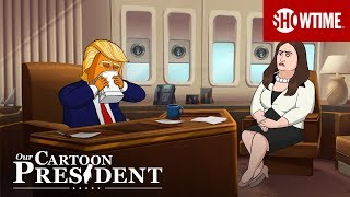 Cartoon Trump Loses Mind After Convictions | Our Cartoon President | SHOWTIME