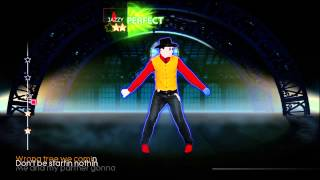 Wild Wild West (Extreme Version - Just Dance 4) *5