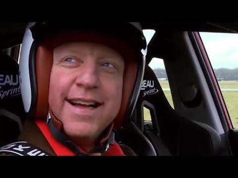 Boris Becker Lap | Top Gear | BBC