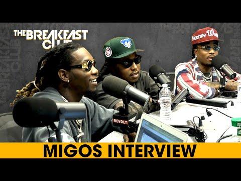 Migos Talk Respect, Relationships, Atlanta's Mount Rushmore & New Album