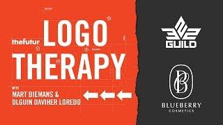 Logo Therapy Ep. 03 Logo Critique & Review