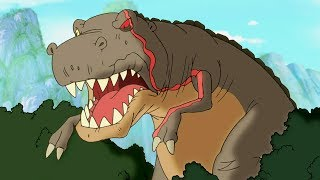 The Land Before Time   The Meadow of Jumping Waters   Videos For Kids   Kids Movies